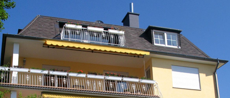 Abdichten und Entlüften eines sogenannten Kaltdaches - Wohnhaus im Rheingau-Taunus-Kreis