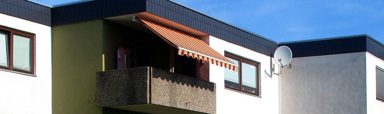 Sanierung mehrerer Flachdächer - Wohnanlage im Main-Taunus-Kreis