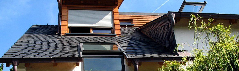Dacheindeckung, Fassadenbekleidung und Spenglerarbeiten - Wohnhaus im Main-Taunus-Kreis
