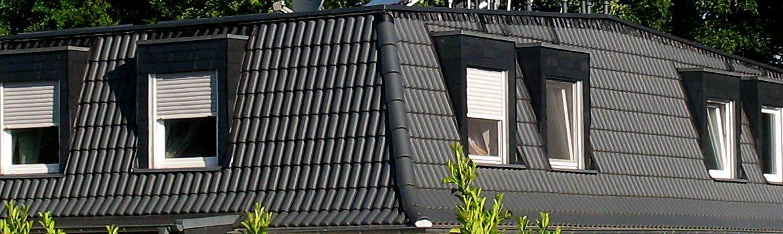 Aufständerung und Abdichtung eines Flachdaches - Wohnhaus im Main-Taunus-Kreis