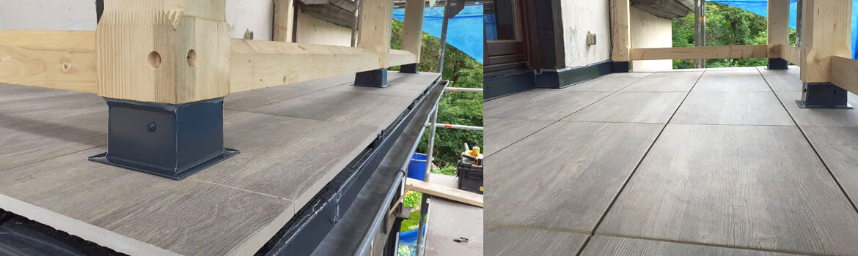 Balkonsanierung an denkmalgeschützten Gebäude - Max Vogel